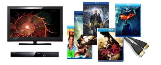 Samsung High-Definition Fernseh Set