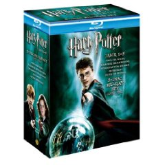 Harry Potter 1-5 Box