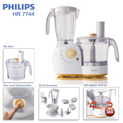 Philips HR7744